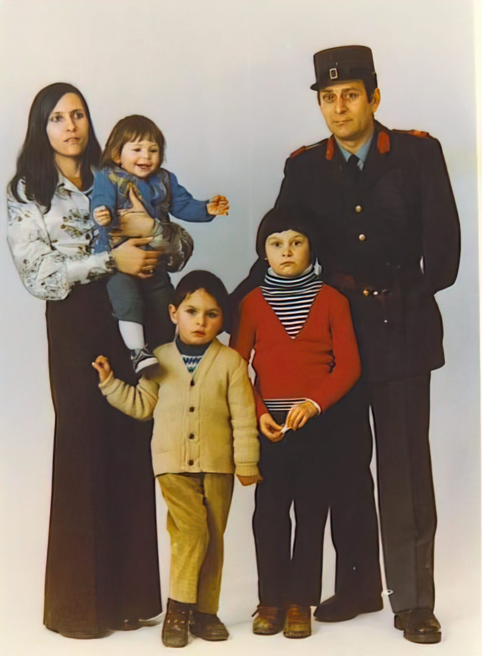 Billy and Family